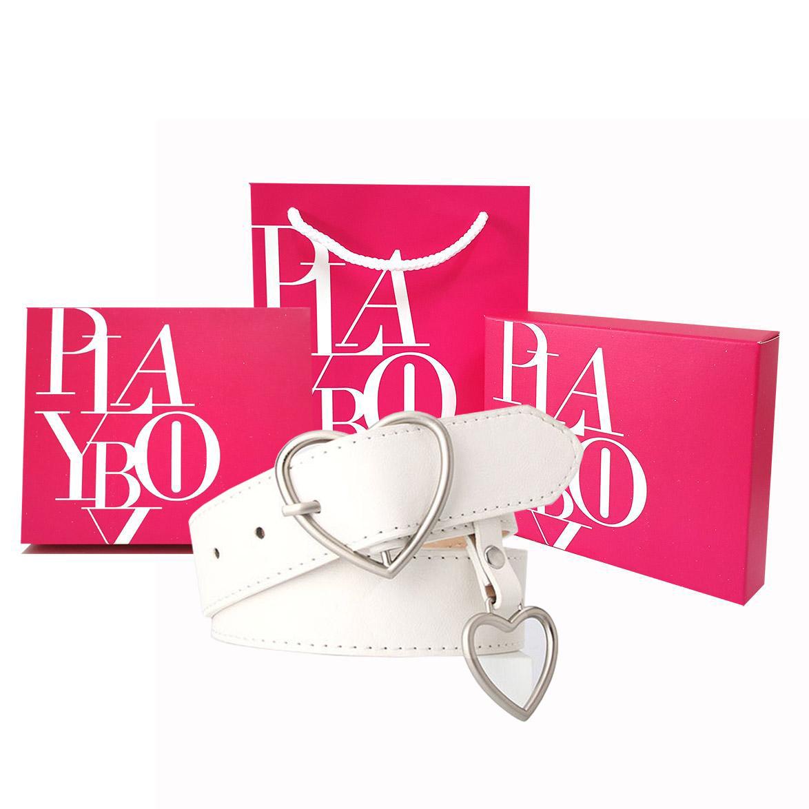 Quà tặng bạn gái/ Thắt lưng da PU cao cấp - túi hộp quà tặng y hình
