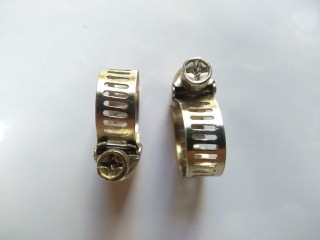 Đai Xiết Inox, Cổ Dê, Đai Xiết ốc 16-25mm thumbnail
