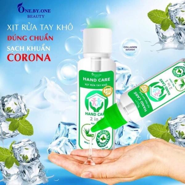 Gel Rửa Tay Khô Hand Care ( Tặng Kèm Khẩu Trang Vải ) giá rẻ