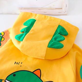 Áo Khoác In Hình Khủng Long Đáng Yêu Thời Trang Cho Bé Thảo Nguyên Kids thumbnail