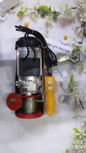 Máy tời điện PA 400- trọng tải 200-400kg (dây đồng 100%)
