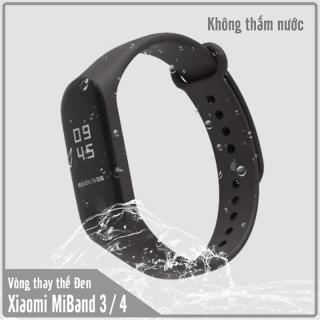 Dây đeo thay thế Xiaomi MiBand 3 / 4 Vòng Đeo Thay Thế - Hàng Chính Hãng PKCB