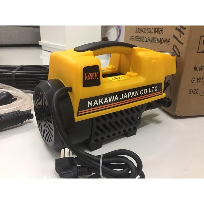 máy rửa xe nakawa 2500w