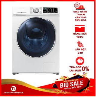 Máy giặt sấy Samsung AddWash Inverter 10.5 kg WD10N64FR2W SV Mới 2020 thumbnail