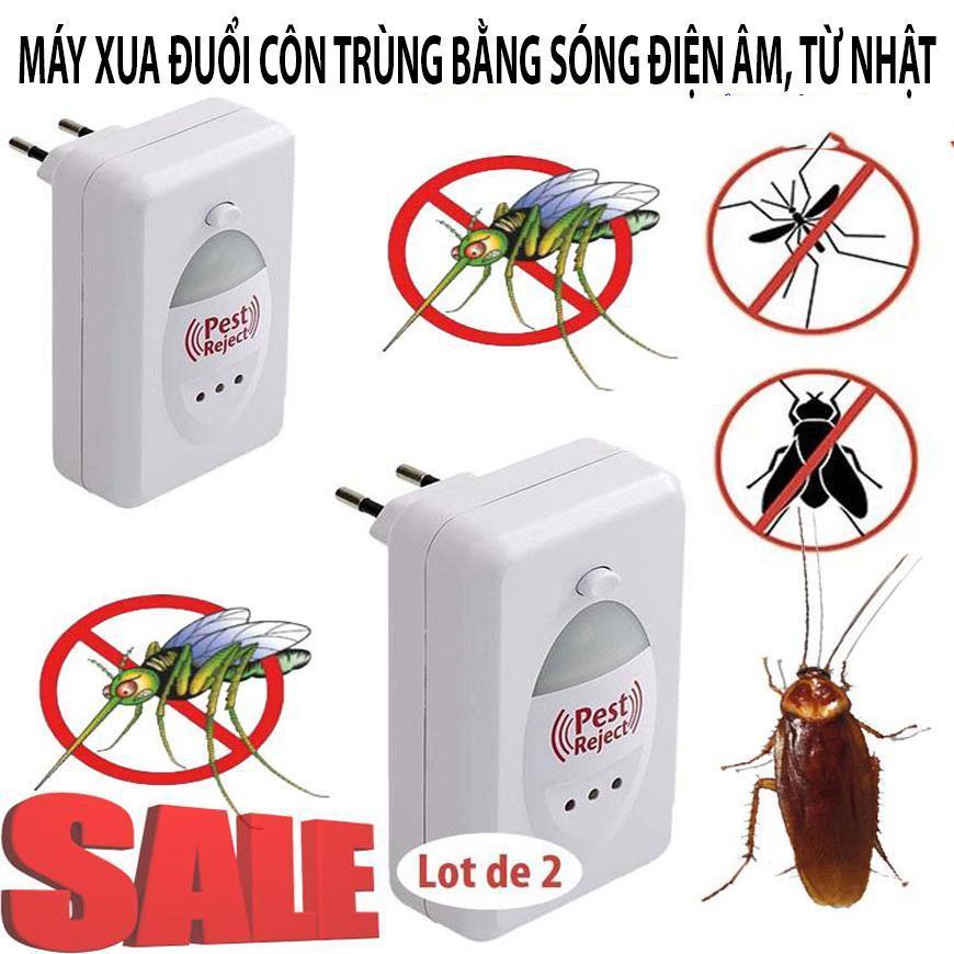Mua Thiết Bị Đuổi Chuột Gián Muỗi Và Côn Trùng, Máy Đuổi Côn Trùng Pest Reject Cao Cấp ,Máy Xua Đuổi Chuột, Đuổi Côn Trùng Thành Công 100%, Đuổi Tất Cả Các Con Dơ Bẩn Và Gây Hại Như : Chuột, Ruồi, Muỗi, Dán, BH uy tín