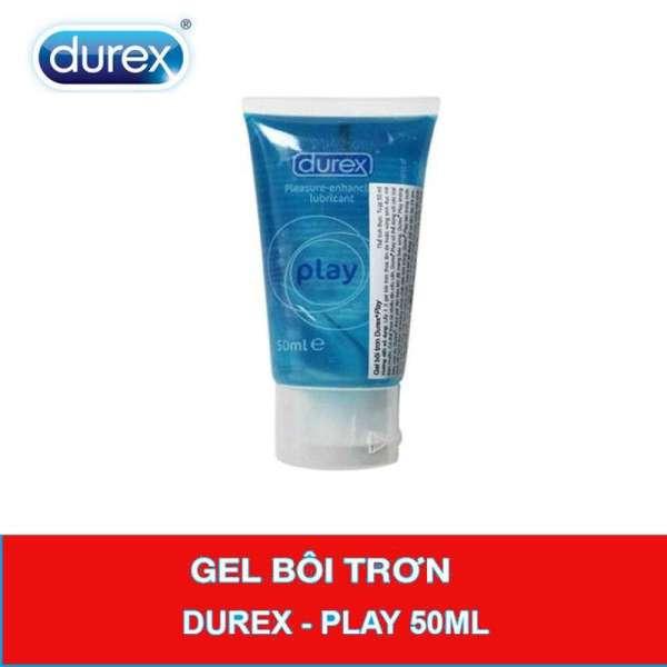 Gel bôi trơn Durex PLAY 50ml - Dịu mát cùng thiên nhiên