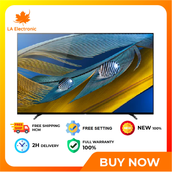 Bảng giá [GIAO HÀNG 2 - 15 NGÀY TRỄ NHẤT 15.09] [Trả góp 0%]Android Tivi OLED Sony 4K 77 inch XR-77A80J - Miễn phí vận chuyển HCM