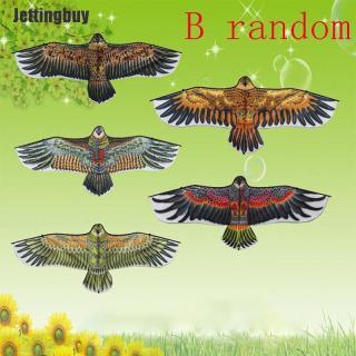 Diê u hi nh đa i ba ng Jettingbuy 1.1m ke m dây 30m đô chơi bay ngoa i trơ i cho tre em - INTL thumbnail