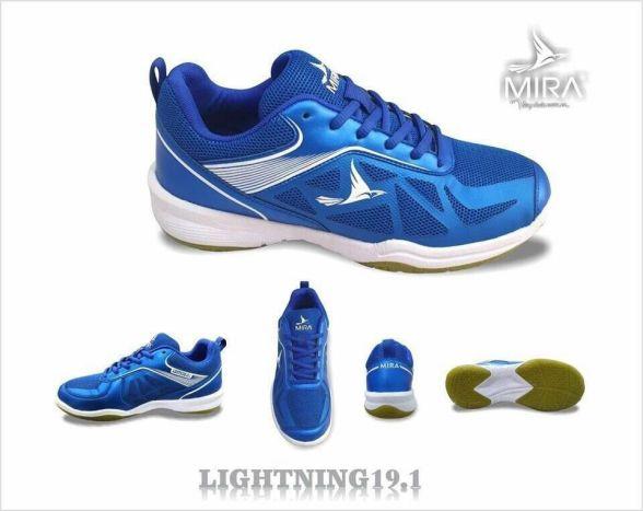 Giày cầu lông, bóng chuyền MIRA LIGHTNING 19.1 - gcl 1 giá rẻ