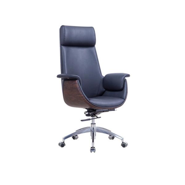 Ghế giám đốc bọc da cao cấp, ghế xoay, ghế văn phòng GHP006 giá rẻ