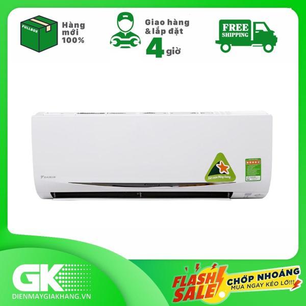 Máy lạnh Daikin Inverter 1 HP 9000 BTU FTKC25UAVMV, Kháng khuẩn khử mùi, Chế độ làm lạnh nhanh