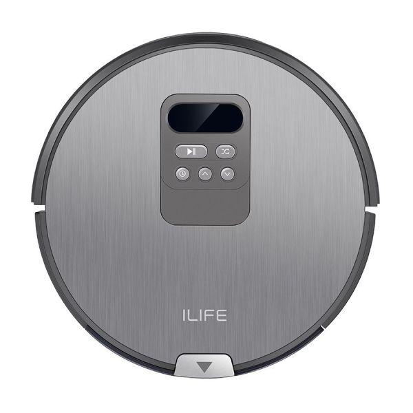 Robot hút bụi lau nhà iLife V80 Pro Bản xuất châu Âu