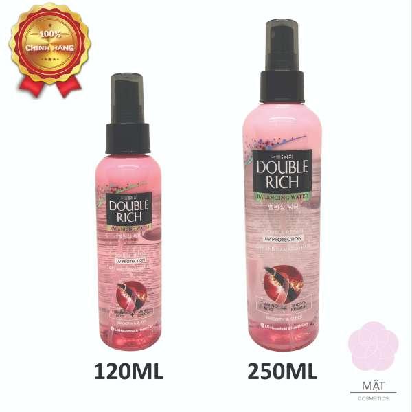 Xịt dưỡng tóc Double Rich chăm sóc tóc khô sơ hư tổn 120ML - 250ML giá rẻ
