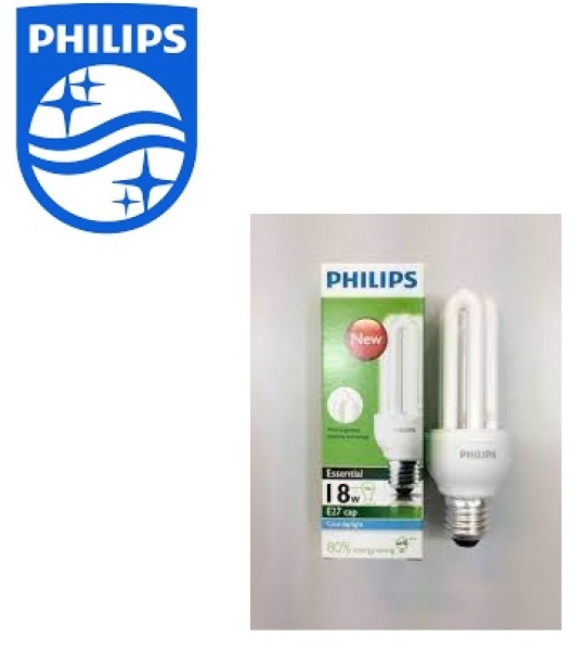 PHILIPS - BÓNG COMPACT 3U - 18W