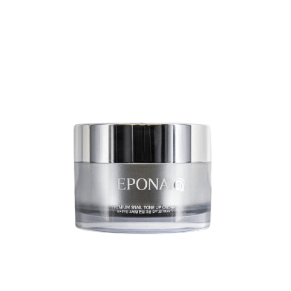 Kem Dưỡng Trắng Nâng Tone Chiết Xuất Ốc Sên Epona Premium Snail Tone Up Cream SPF 30 PA++ 50ml