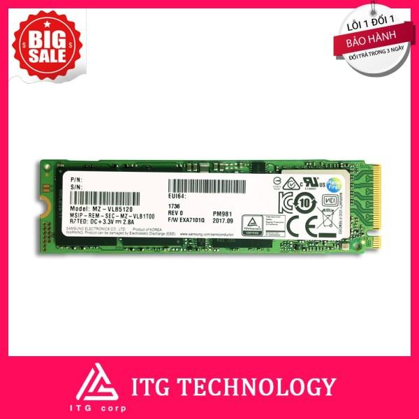 Bảng giá Ổ cứng SSD M2-PCIe 256G-512G-1TB Samsung PM981a NVMe 2280 (OEM Samsung 970 EVO Plus) Phong Vũ