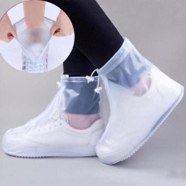 Giầy (Bọc bảo vệ giày) đi mưa lựa size, lựa màu giá rẻ