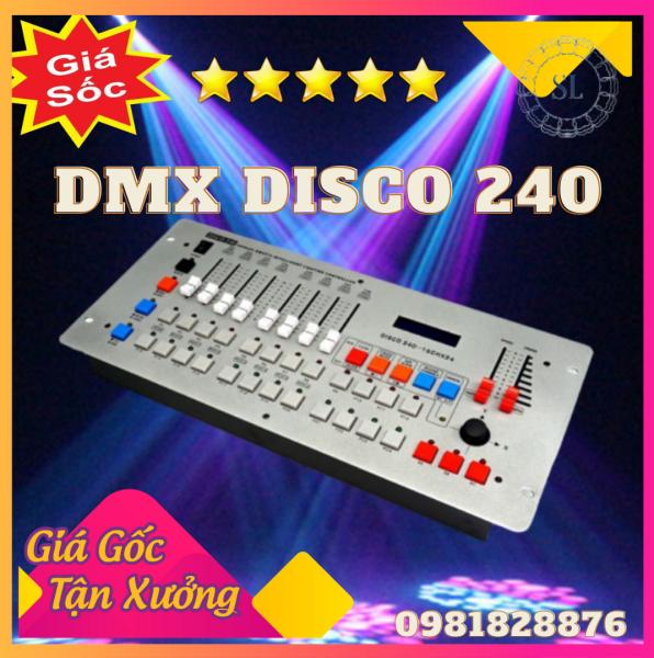 Bàn Điều Khiển Đèn Sân Khấu DMX Disco 240 Đèn Sân Khấu StageLight