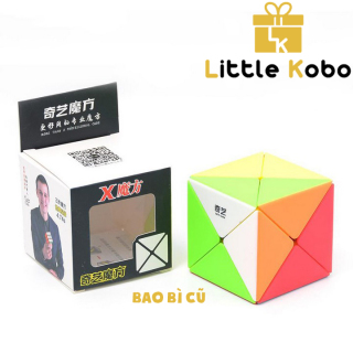 Rubik Biến Thể QiYi Dino Cube Rubik Qiyi X Dino Skewb Magic Cube thumbnail