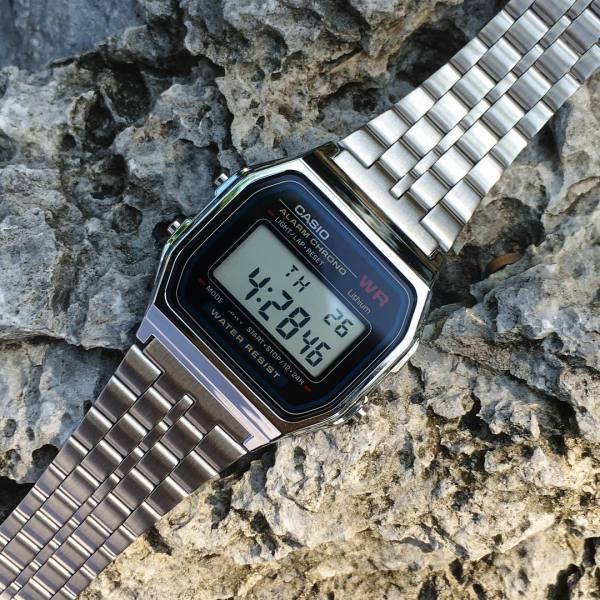 Nơi bán Đồng hồ nam A158/A159 full box điện tử máy Nhật siêu đẹp - Có tặng vòng - Đồng hồ - đồng hồ unisex - đồng hồ thời trang - đồng hồ phong cách - a158 unisex