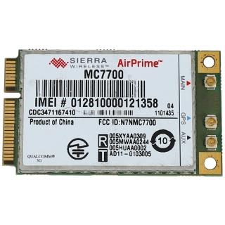 Unlocked MC7700 3G 4G WWAN Card for Sierra AirPrime,100Mbps 4G 3G LTE FDD WCDMA Edge GPS Module for Windows Linux thumbnail