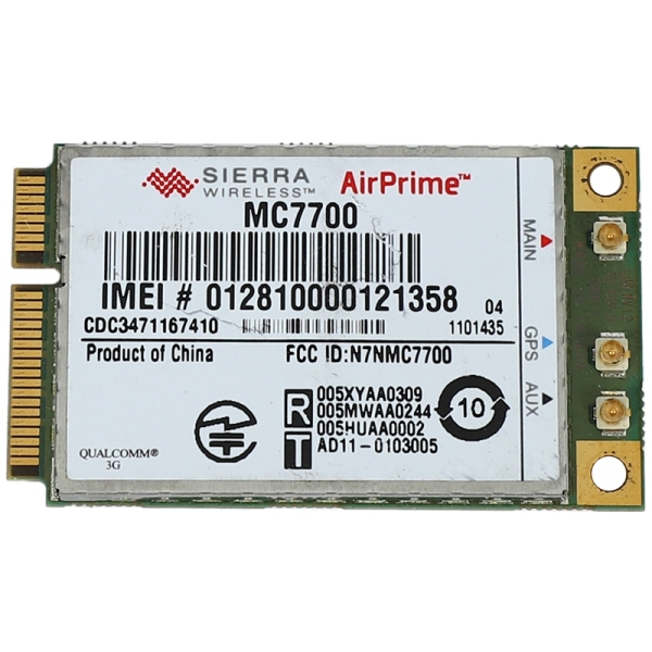 Bảng giá Unlocked MC7700 3G/4G WWAN Card for Sierra AirPrime,100Mbps 4G/3G LTE/FDD/WCDMA/Edge GPS Module for Windows/Linux Phong Vũ