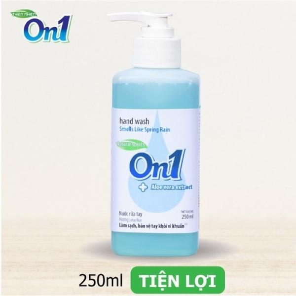 Nước Rửa Tay Sạch Khuẩn On1 Hương Lotus Rice 250ml RT250