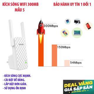 Bộ kích sóng wifi TENDA PR0A9 - Kích sóng cực mạnh, sử dụng ổn định, cài đặt dễ dàng - BH UY TÍN 1 ĐỔI 1 thumbnail