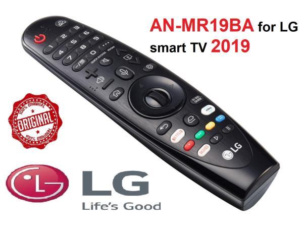 Bảng giá Điều khiển LG Magic Remote AN-MR19BA cho smart tivi LG 2019 ( Remote thông minh - Hàng hãng - Tặng pin)