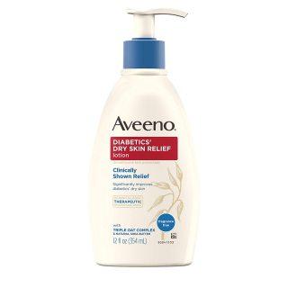 Dưỡng thể giữ ẩm da dành cho người tiểu đường Aveeno Diabetics Dry Skin Relief Lotion 354ml (Mỹ) thumbnail