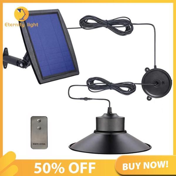 [50% OFF] Đèn LED Treo Dây Kéo Năng Lượng Mặt Trời Ngoài Trời Đèn Điều Khiển Từ Xa Gia Dụng [Chuyển phát nhanh]