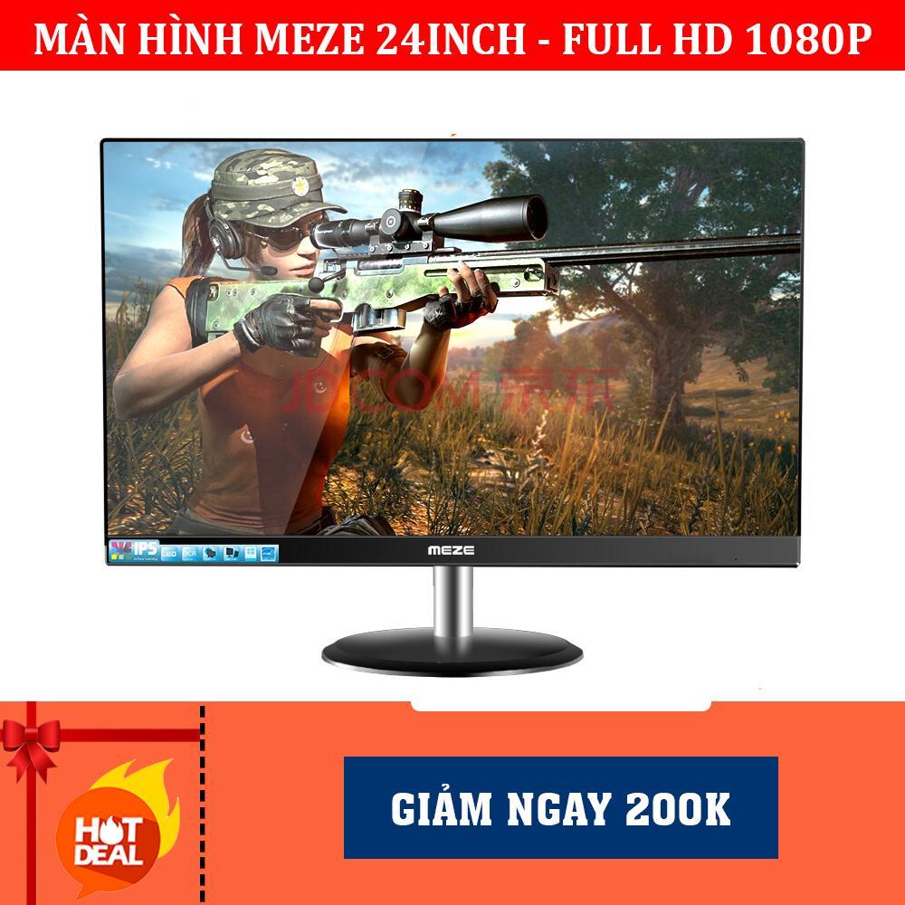 Màn Hình Meze 24 Inch Full 1080HD Full View - Tần Số 60Hz - Tầm Nền AH-IPS - Bảo Hành 3 Năm