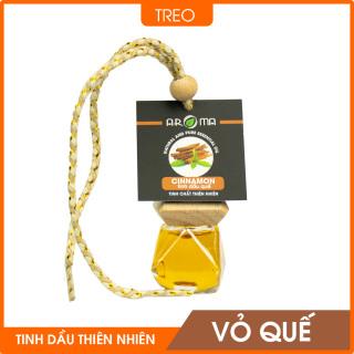 Tinh dầu Quế AROMA chai treo tự khuếch tán nguyên chất thiên nhiên Cinnamon 8ml thumbnail