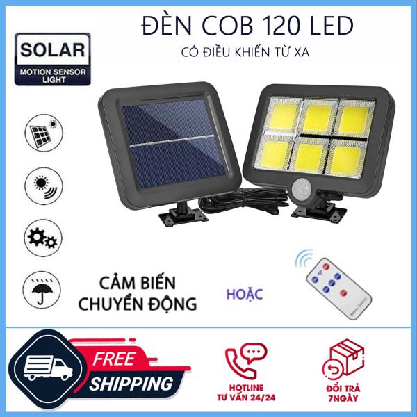 Bảng giá Đèn led năng lượng mặt trời - Đèn led siêu sáng -Đèn sân vườn cảm biến năng lượng mặt trời tự động sáng 3 chế độ - kèm Remote - Đèn Đường Năng Lượng Mặt Trời Ngoài Trời Đèn Pha LED Có Điều Khiển Từ Xa