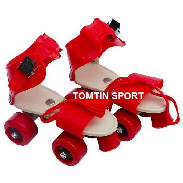 Mua Giày trượt patin trẻ em 2 hàng bánh cho bé từ 2-7 tuổi có size chân từ 13-19 cm kiểu patin Sandal trượt được luôn không lo bị ngã