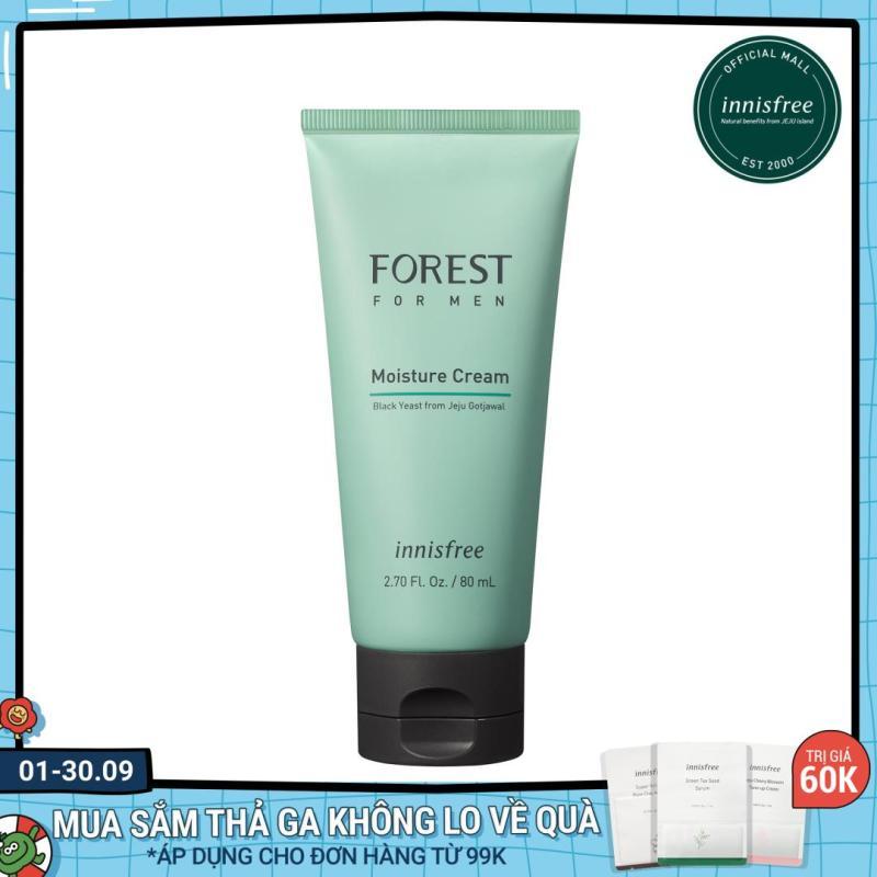 Kem dưỡng ẩm innisfree Forest for men Moisture Cream 80ml giá rẻ