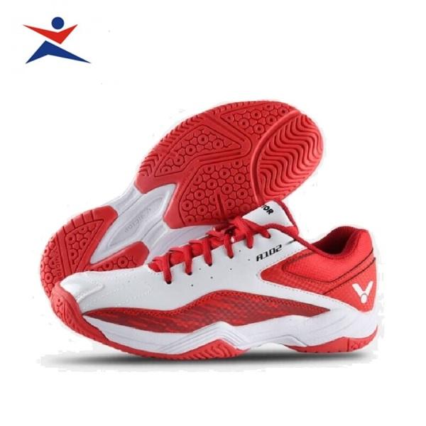 Giày cầu lông Victor A120 mẫu mới, dành cho nam và nữ - Giầy bóng chuyền - Giầy chơi cầu lông nam nữ - sportmaster