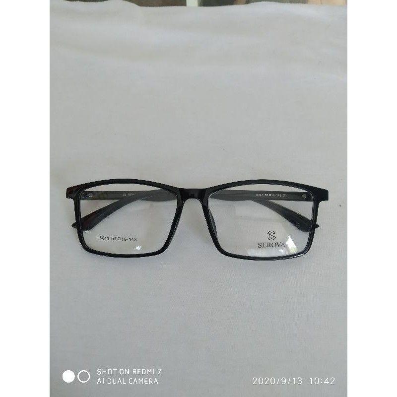 Giá bán gọng kính nhựa dẻo SEROVA của Nhật Bản mã 6041