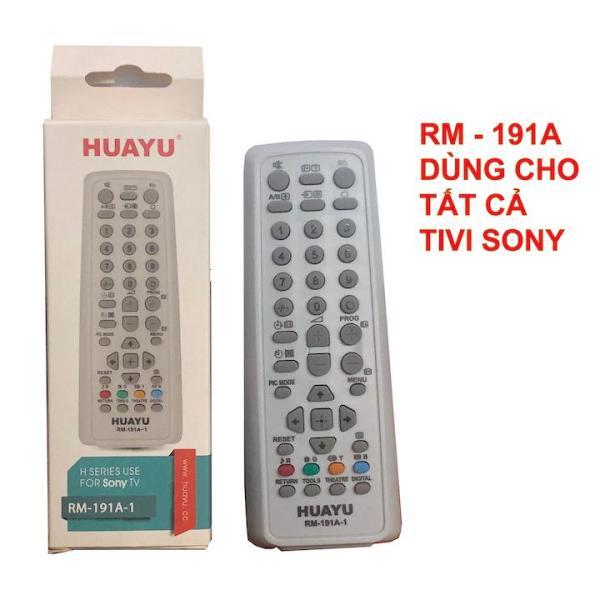 Bảng giá Điều khiển tivi sony đa năng cho tất cả các dòng tivi thường