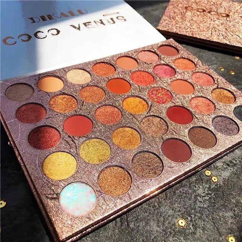 Bảng phấn mắt Coco Venus 35 ô cao cấp