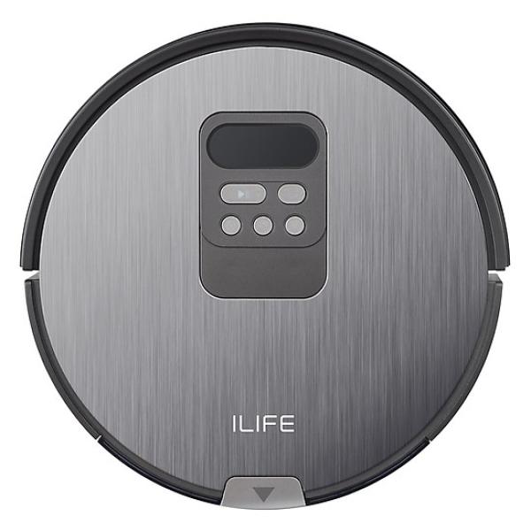 [Chính Hãng]Robot Hút Bụi Lau Nhà Thông Minh Tự Động iLife V80 Pro Bản xuất châu Âu