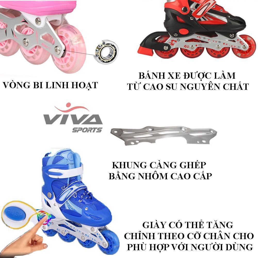 Giá bán Giày Patin Hồng M (32-36)