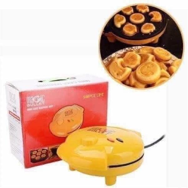 Máy nướng làm bánh 7 khuôn hình thú ngộ nghĩnh