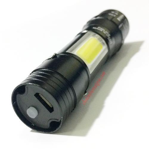 Đèn Pin Siêu Sáng Cao Cấp, hàng nhập, Mini T1, Chống Nước Full Box Nhật Bản