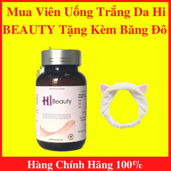 VIÊN UỐNG Trắng Da, Giảm Thâm Nám Hi BEAUTY  - AN001