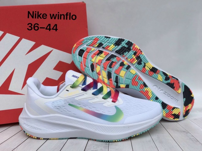 Giày thể thao Nike winflo 8 mẫu mới giá rẻ