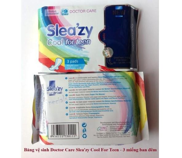 bvs Doctorcare SLEA'ZY cool for teen ban đêm