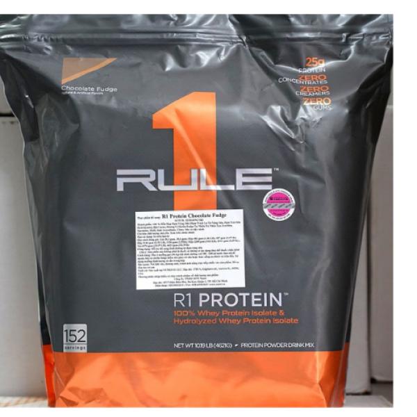 Tbps RULE 1 Protein Isolate Whey- Sữa tăng cơ, giảm mỡ - Hàng chính hãng (10lbs) nhập khẩu