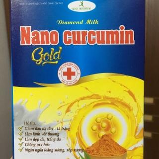 150g sữa nghệ nano curcumin Gold thumbnail