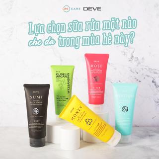 Sữa Rửa Mặt Deve Skin Care Face Wash Nhật Bản 130g thumbnail